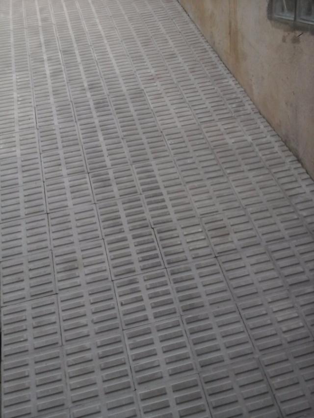 Forma Plástica Antiderrapante 10 Frisos - Foto 3