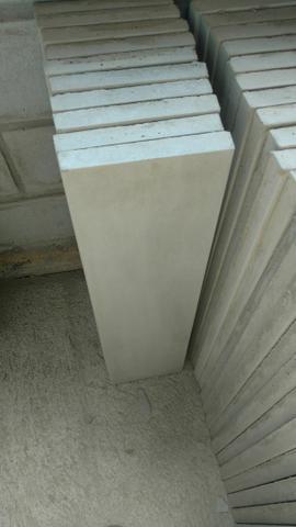 Forma Plástica Capa de Muro Reta - Pingadeira - Foto 4