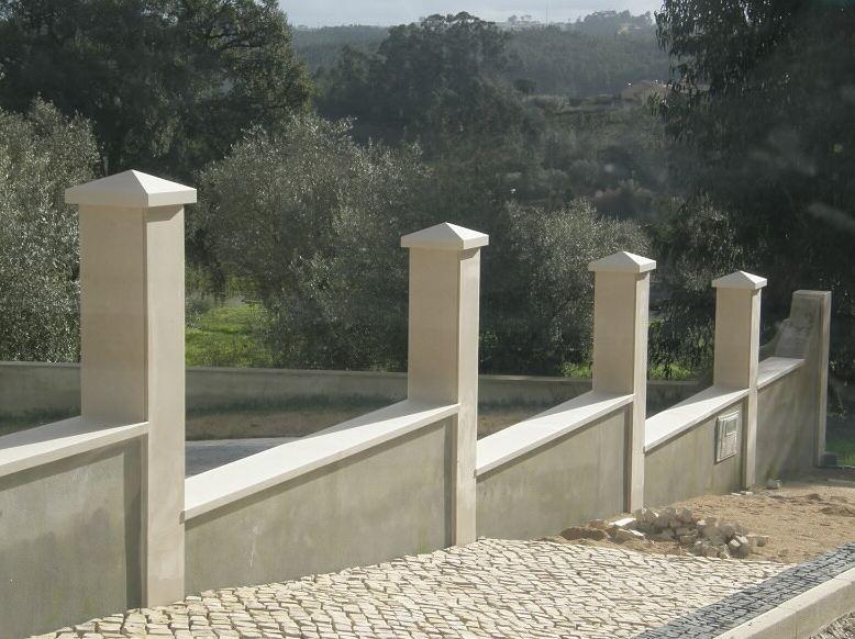 Forma Plástica Capa de Muro Reta - Pingadeira - Foto 7
