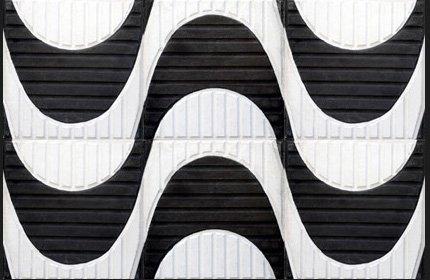 Forma Plástica Copacabana Estriada - Foto 4