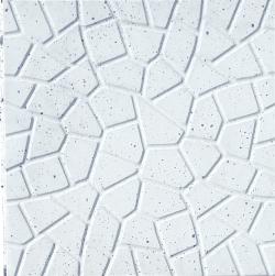 Forma Plástica Quadrada Ladrilhos - Foto 2