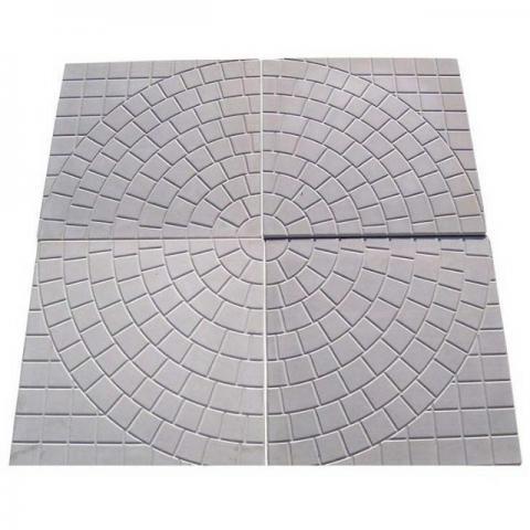 Forma Plástica Quadrada Trabalhada - Foto 7