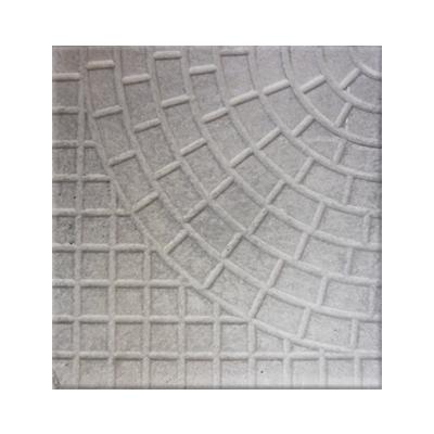 Forma Plástica Quadrada Trabalhada Rústica - Foto 3