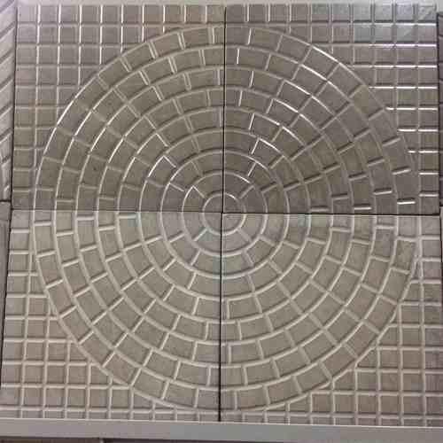 Forma Plástica Quadrada Trabalhada - Foto 8