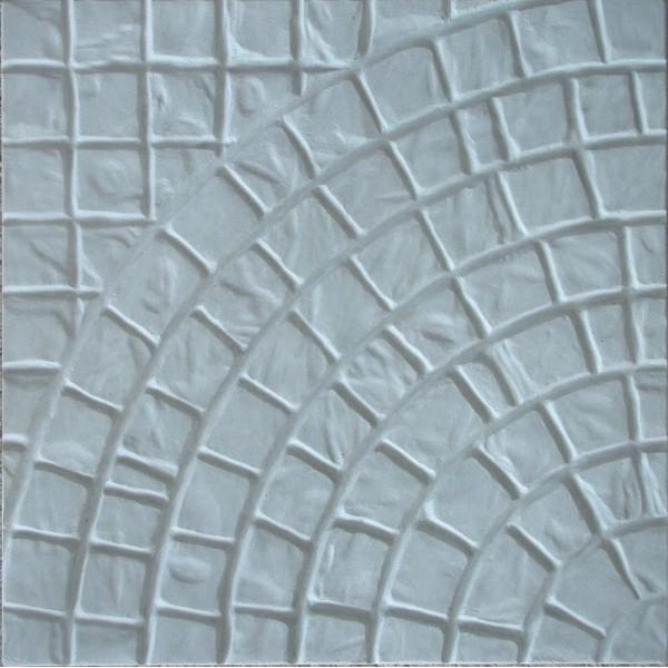 Forma Plástica Quadrada Trabalhada Rústica - Foto 6
