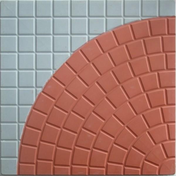 Forma Plástica Quadrada Trabalhada - Foto 3