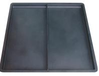 Forma Plástica Retangular Dupla - Foto 1