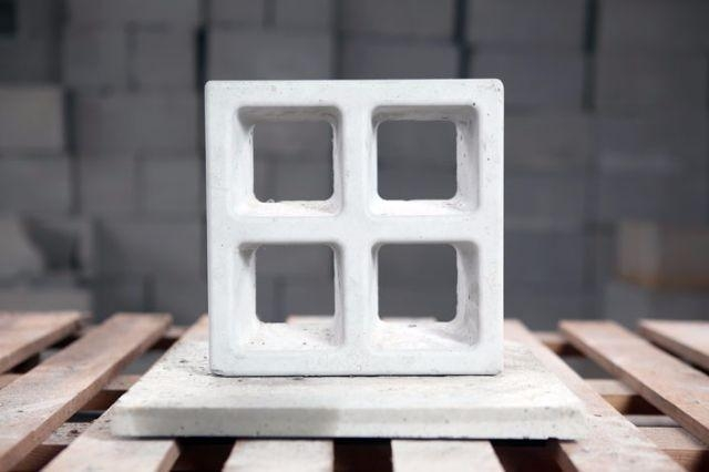 Forma Plástica para Elemento Vazado - Foto 2