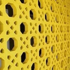 Forma Plástica para Elemento Vazado Estilo Árabe - Foto 2