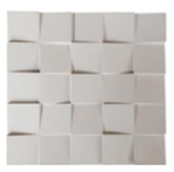 Forma Plástica p/ Revestimento de Parede 3D 25 Qds - Foto 2