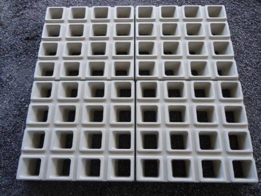 Forma Plástica para Elemento Vazado ou Combugol - Foto 5