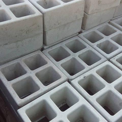 Forma Plástica para Elemento Vazado - Foto 5