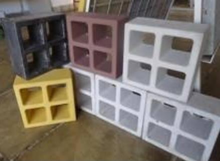 Forma Plástica para Elemento Vazado - Foto 7