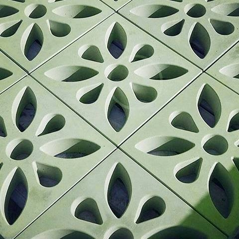 Forma Plástica para Elemento Vazado Flor - Foto 3