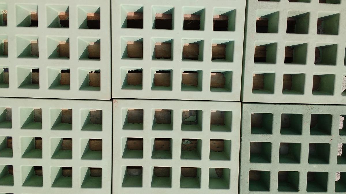 Forma Plástica para Elemento Vazado Composé - Foto 7