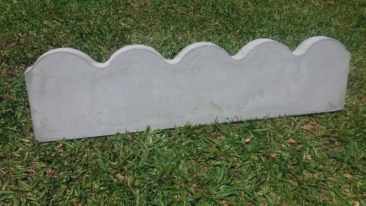 Forma Plástica para Guia de Jardim - Foto 6