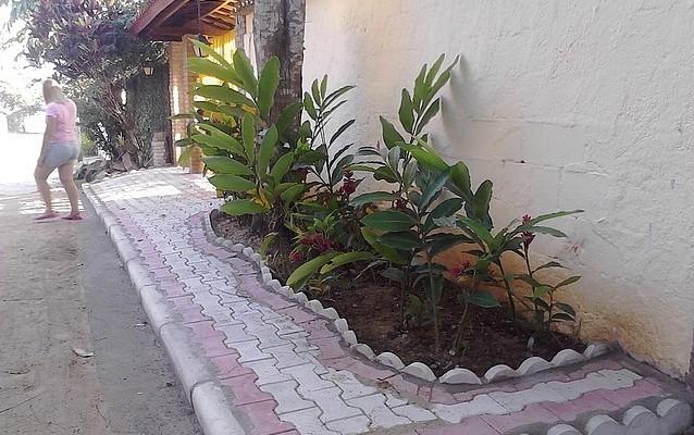 Forma Plástica para Guia de Jardim - Foto 7
