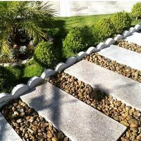 Forma Plástica para Guia de Jardim - Foto 10