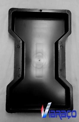 Forma Plástica para Piso Ossinho ( Chanfrado) - Foto 1