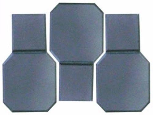 Forma Plástica para Piso Raquetinha Tripla - Foto 2