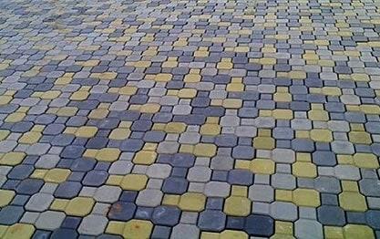 Forma Plástica para Piso Raquetinha Tripla - Foto 4