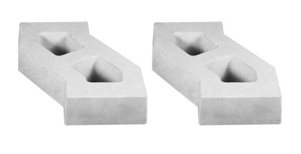 Forma Plástica para Pisograma em ''S'' - Foto 2