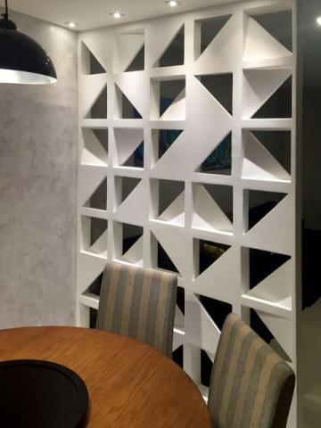 Forma Plástica para Elemento Vazado Triângulo - Foto 4