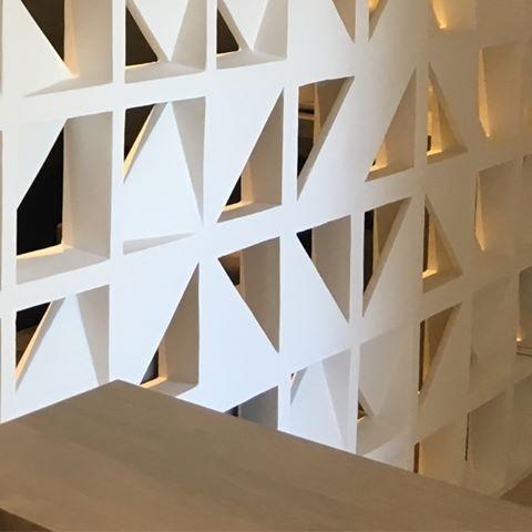Forma Plástica para Elemento Vazado Triângulo - Foto 5