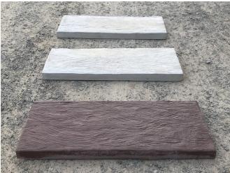 Forma Plástica para Tábuas de Concreto KIt com 04 - Foto 8