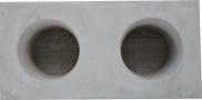 Forma Plástica para Tijolo 2 Furos Ecológico - Foto 2