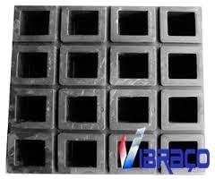 Forma Plástica para Elemento Vazado ou Combugol - Foto 1