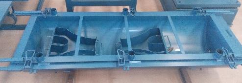 Forma para Fabricação de Cocho Volumoso - Foto 2