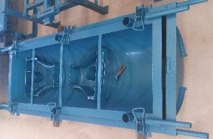 Forma para Fabricação de Cocho Volumoso - Foto 3