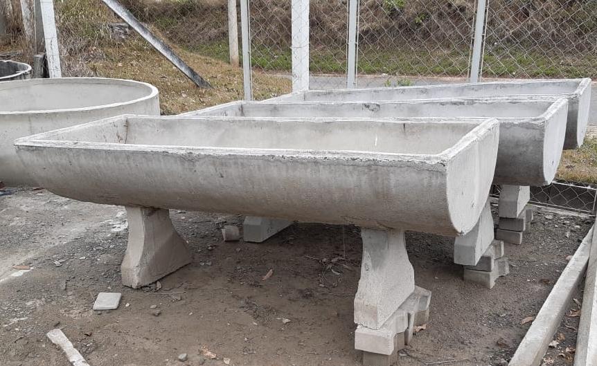 Forma para Fabricação de Cocho Volumoso - Foto 9