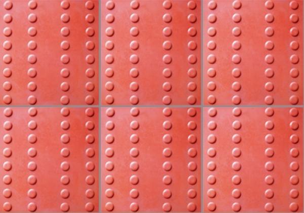 Formas Plásticas Quadrada Guia Bola Defic Visual - Foto 3