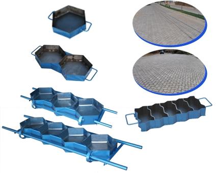 Formas para Fabricação de Bloquetes - Foto 5