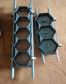 Formas para Fabricação de Bloquetes - Foto 1