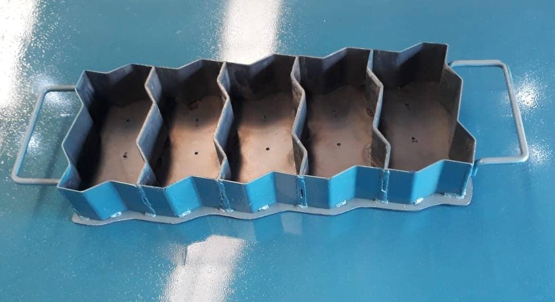 Formas para Fabricação de Bloquetes - Foto 3
