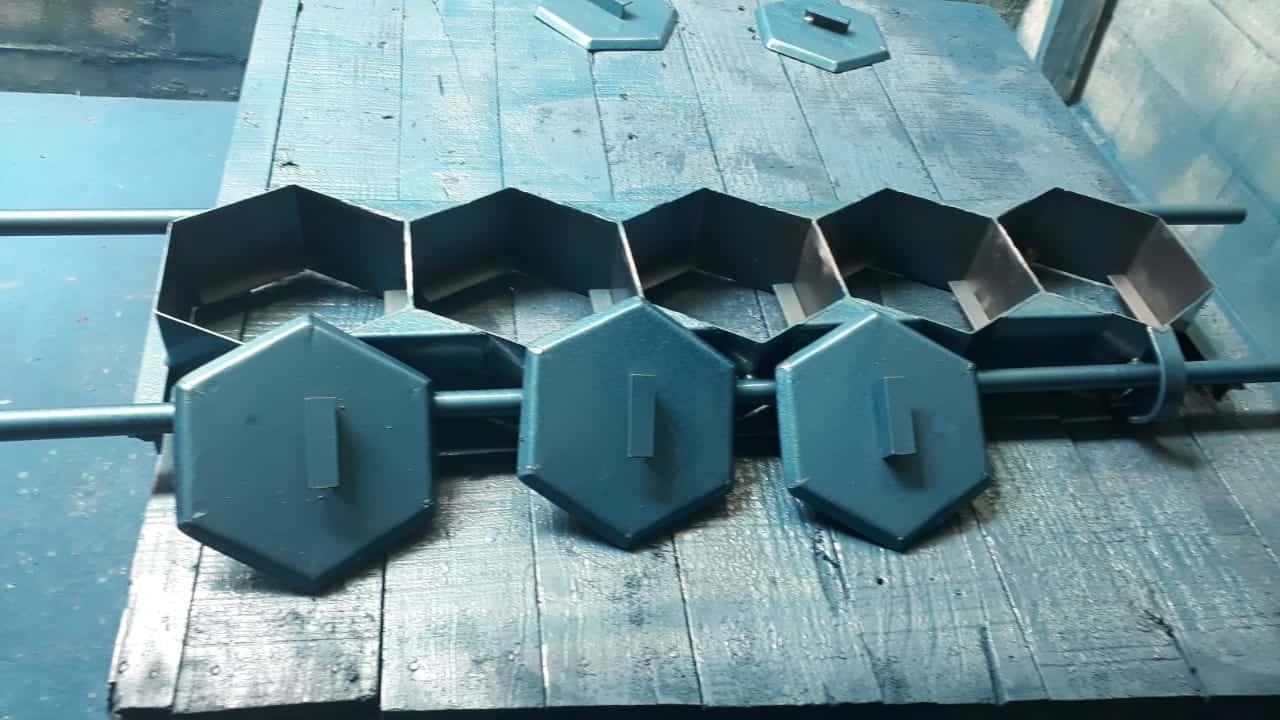 Formas para Fabricação de Bloquetes - Foto 10