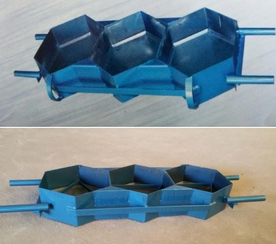 Formas para Fabricação de Bloquetes - Foto 12