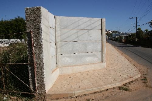 Formas para Placa de Muro e Mourão para Placa - Foto 4