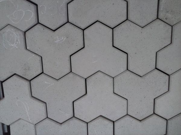 Forms Plástica para Piso Três Pontas - Foto 4