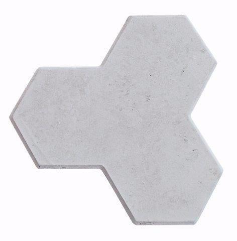 Forms Plástica para Piso Três Pontas - Foto 3