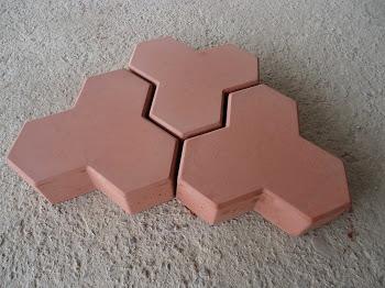 Forms Plástica para Piso Três Pontas - Foto 2