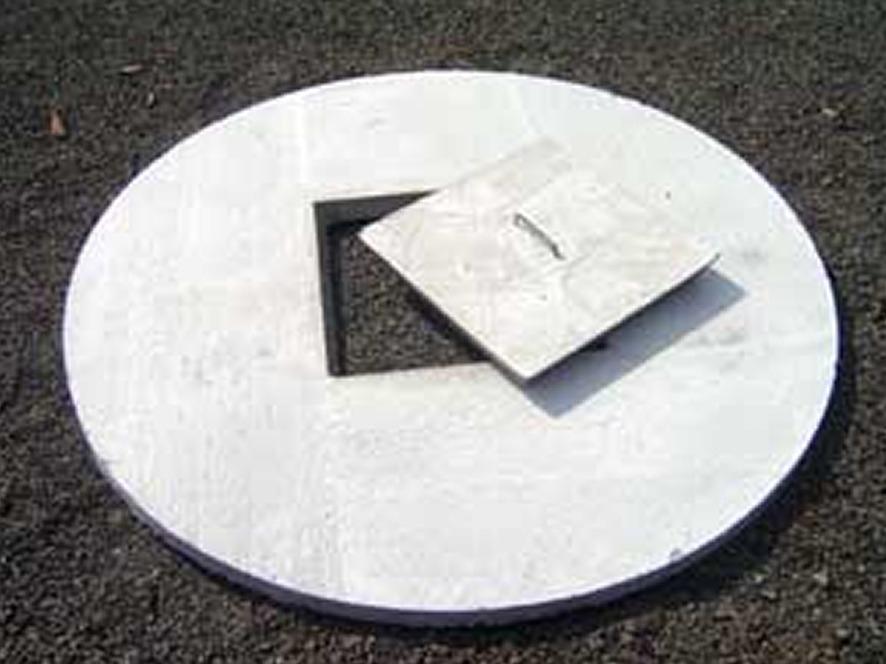 Kit para tampa e Aro de anel de poço - Foto 3