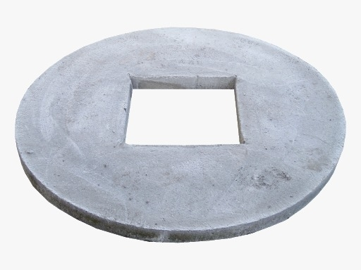 Kit para tampa e Aro de anel de poço - Foto 4