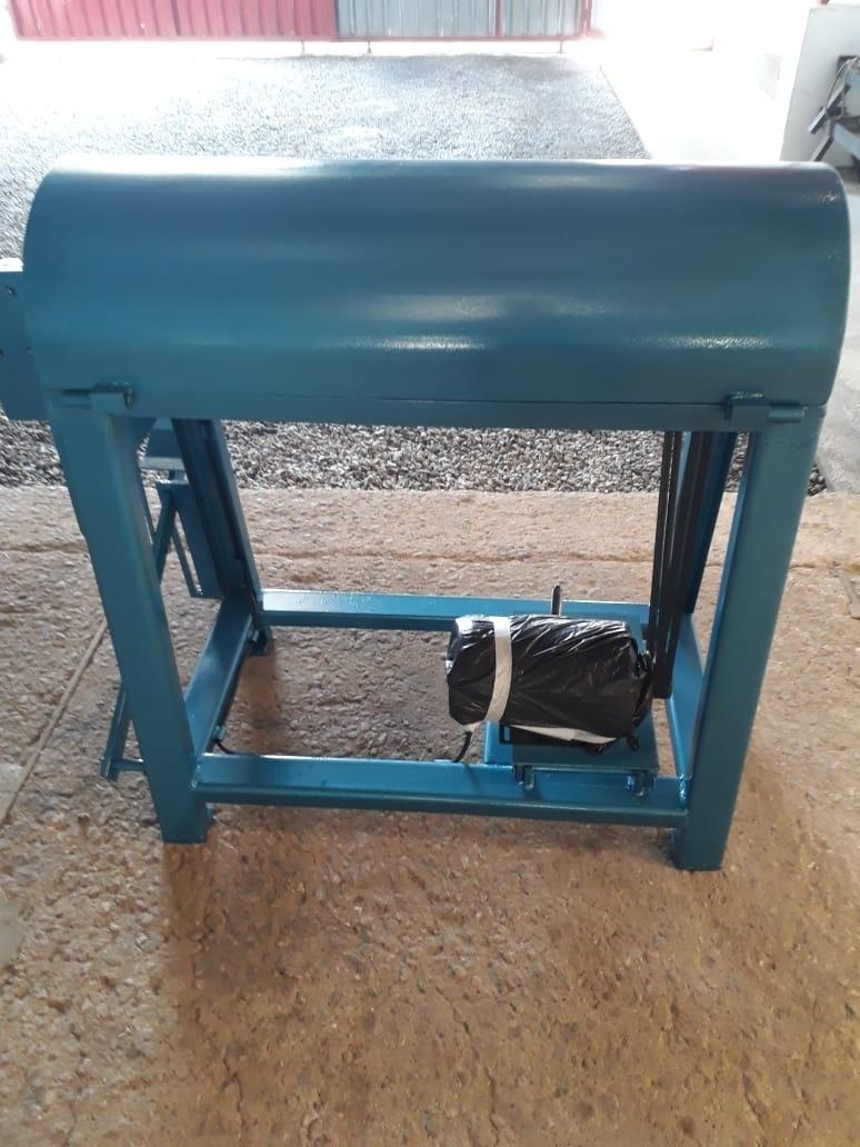 Máquina de Desbobinar, Endireitar e Cortar Ferros - Foto 2