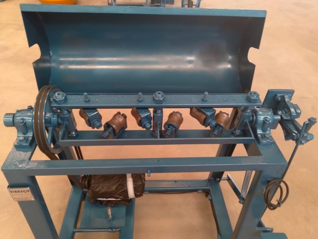 Máquina de Desbobinar, Endireitar e Cortar Ferros - Foto 3