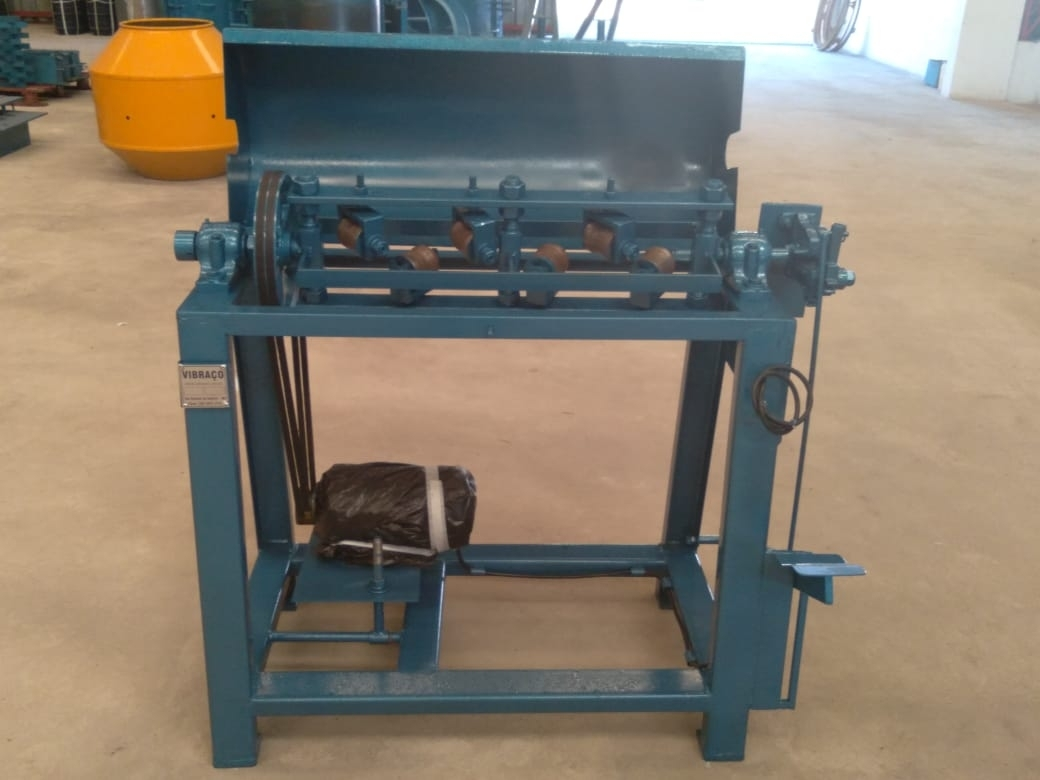 Máquina de Desbobinar, Endireitar e Cortar Ferros - Foto 5