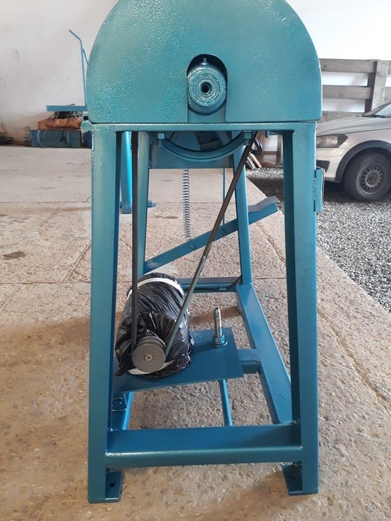 Máquina de Desbobinar, Endireitar e Cortar Ferros - Foto 6